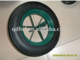 Green Handle Sack Barrow Trolley Cart Rubber Tire Wb6400