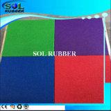 Pavimentazione esterna comoda di Ruber con l'alta qualità