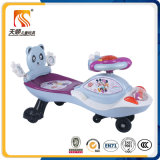 Lovely Baby Swing Ride on Car Toy com Backrest Wholesale