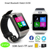 Intelligentes Bluetooth Uhr-Multifunktionstelefon (GV08)