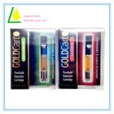 Wegwerfflüssiger Cbd Öl-Zerstäuber/Kassette e-kein Lecken keines Burning