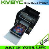 Stampa diretta di formato economico A3 su bianco e sulla stampante della base della maglietta di Balck