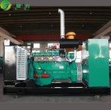중국 상표 100kw Biogas 발전기, 천연 가스 발전기 가격