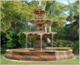 Granito Stone Carved Water Fountain per il giardino Decoration di Outdoor