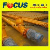 De wijd Gebruikte Schroef Coveyor van het Roestvrij staal voor de Silo's van het Cement