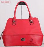 Verkaufsschlager 2015 u. moderne Farben-Kombination PU Dame Handbag