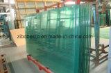 Оптовая дешевая прокатанная лестница закаленная/прокладывающ рельсы архитектурноакустическое стекло