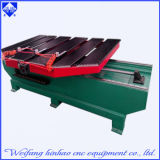 Weifang Jinhao DEL marque avec des lettres la machine de feuille de presse de perforateur