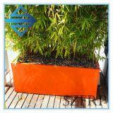 Плантатор сада стеклоткани, цветочные горшки FRP, плантаторы FRP
