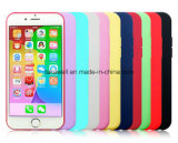 Ultra Matte Thin Soft magro Blank Cell Phone TPU Caso para o iPhone 6/6s Mobile Cover