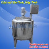 Steel inoxidable Reaction Tank/Vessel para Food