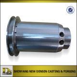 Legierter Stahl-Stab, der mechanische Teile maschinell bearbeitet