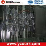 강철 단면도를 위한 High-Efficiency 페인트 살포 선