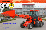 CE Approved Telescopic Shovel Loader con 4.2m Telescopic Arm