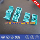 Produtos plásticos não padronizados feitos à máquina plástico do produto