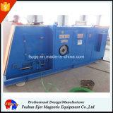 Filtro non magnetico da separazione dei metalli del flusso turbolento in fornitore di vetro