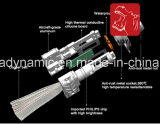 Farol elevado do diodo emissor de luz do farol H4 H13 9004 do diodo emissor de luz 5s 9007 novos baixo