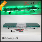 Green LEDs Green Dome Recovery Public Safety Lightbar