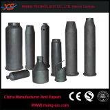 Gicleurs de four à silicium de matériau réfractaire