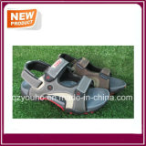 Qualität zwei Farben-Sandelholz-Schuhe