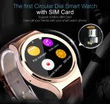 Intelligentes Uhr-Telefon mit SIM Einbauschlitz (T3)