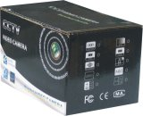4-24V 120deg Fisheye cámara de vídeo en color CCTV Mini, cámara CMOS Mini