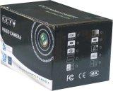 Nieuw! de AudioVideocamera van kabeltelevisie van de Kleur 170deg Fisheye Mini met Breed Voltage 3.6-24V