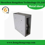 Sistema di chiusura del centralino di montaggio della lamiera sottile