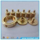Hilandero de cobre amarillo de la mano del nuevo diseño que brilla intensamente