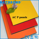Pannello composito di alluminio di protezione UV leggera di Neitabond