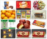 De in het groot Volledige Automatische Prijs van de Machine van de Verpakking van de Cake van de Slaboon Horizontale