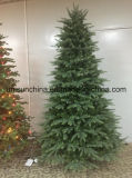 PE는 다른 크기 LED 빛을%s 가진 크리스마스 나무를 기울인다 (customerized 할 수 있다)