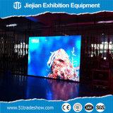 옥외 전람 전시를 위한 높은 정의 다채로운 광고 LED 영상 벽