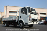 Veicolo leggero del camion di Sinotruk HOWO 4X2 Cargo Truck Van Truck Lorry