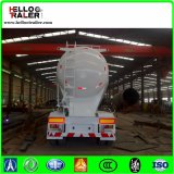 Aanhangwagen van de Tanker van het Poeder van het Cement van de Fabrikant van China de Droge Bulk met Dubbele of Enige Kamers