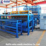 Riga automatica dei prodotti della macchina del reticolato di saldatura