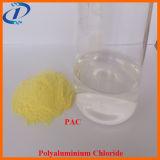 Cloruro el 30% Al2O3 del polialuminio de PAC como floculante en el tratamiento de aguas