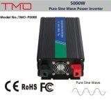 5000 watts 12V/24V/48V/DC a AC/110V/230V fora do inversor da potência solar da grade