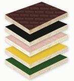 madera contrachapada impermeable del gradiente de 18m m WBP con alta calidad