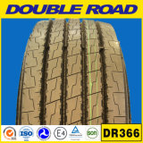 Pneu dobro 215/75r17.5 225/70r19.5 do caminhão da estrada das marcas do pneu de China