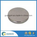 Magnete del neodimio del disco del certificato di RoHS per il servomotore