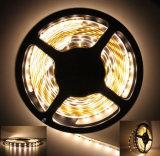Striscia flessibile impermeabile bianca calda 60LEDs/M di CRI80 5050 LED