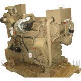 Cummins KTA19-M KTA1150-Mの海洋の船の主要な推進力のディーゼルモーターエンジン