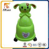 Cadeira Potty plástica para os miúdos feitos em China com toalete interno removível