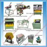 Tandenstoker die Machine maken/de Tandenstoker van het Bamboe van de Machine maken