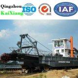 中国の広く利用された工場価格油圧カッターの吸引の浚渫船の販売