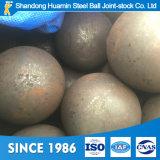 鉱山のための低級のクロムの粉砕の鋼球