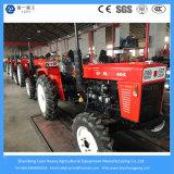 電気開始の多目的40HP農業の農場の小型トラクター