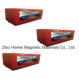 Separatore magnetico per caolino, ematite, wolframite, Flourite, cromite - punto caldo