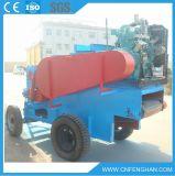 Ly315産業手製の移動式ドラム木製の砕木機
